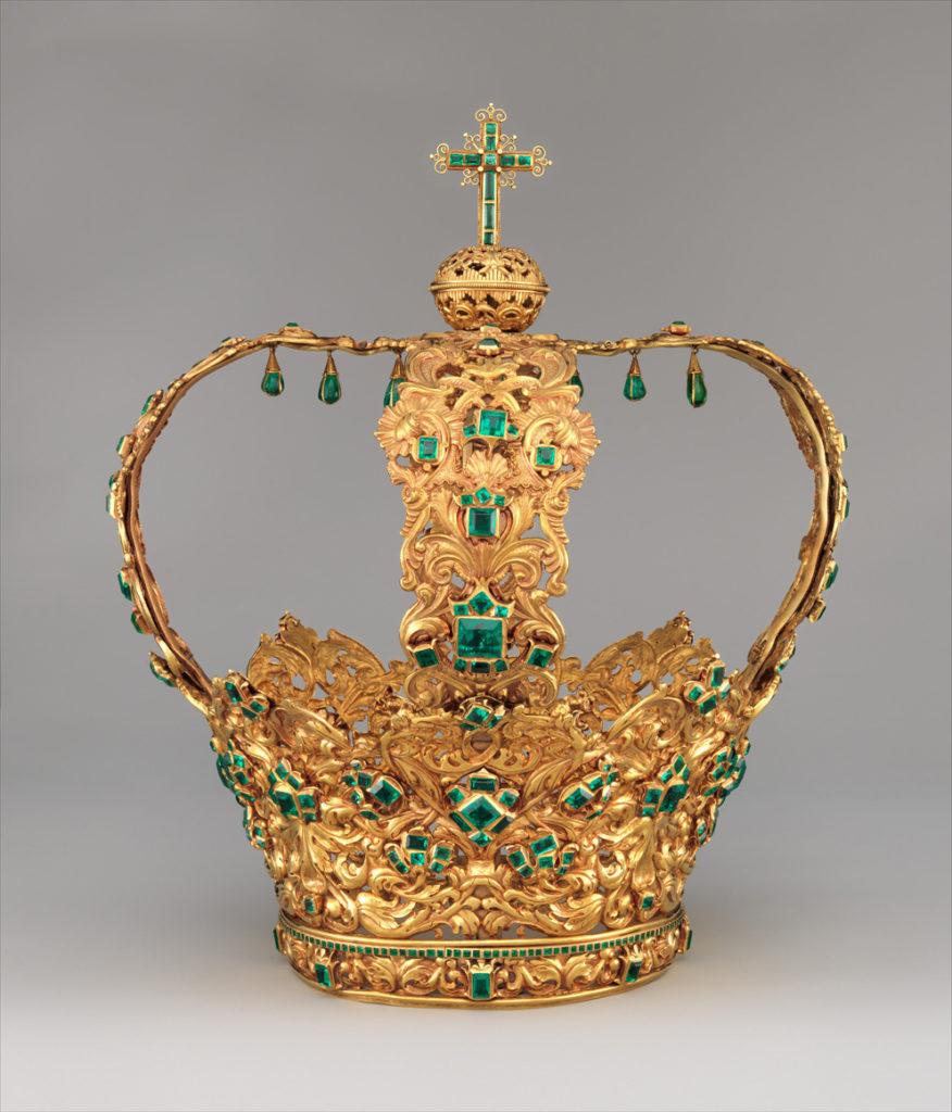 Bild der «Krone der Anden»